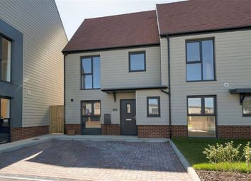 Thumbnail 3 bed semi-detached house for sale in Miltary Road, Folkestone, Kent