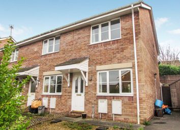 Thumbnail 2 bed property to rent in Llys Pentre, Broadlands, Bridgend
