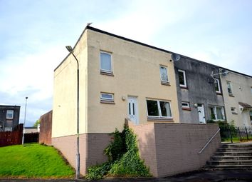 Thumbnail 3 bed end terrace house for sale in Valetta Place, Clydebank
