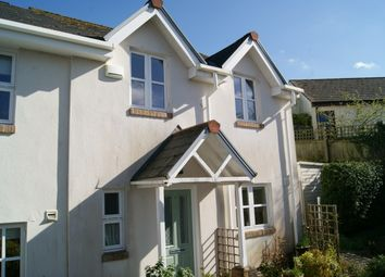 Thumbnail 3 bed end terrace house for sale in Queens Square, Colyton