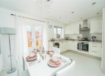 Thumbnail 3 bed town house for sale in Greenwood Mews, Horwich, Bolton, Lancashire