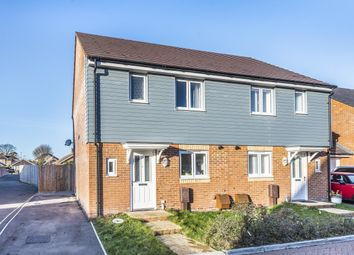 Thumbnail 3 bed semi-detached house for sale in Herons Way, Hayling Island