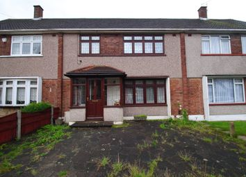 Thumbnail 3 bed terraced house for sale in Plough Rise, Upminster, Essex