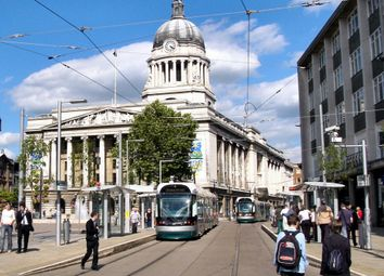 Thumbnail 1 bed flat for sale in Beck Street, Nottingham