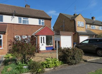 Thumbnail 3 bedroom semi-detached house for sale in Woodway, Beaconsfield