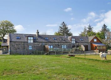Thumbnail 4 bed detached house for sale in Kinmuck, Kinmuck, Inverurie, Aberdeenshire