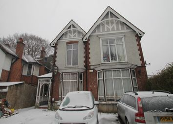 Thumbnail Studio to rent in Coombe Road, Croydon, Surrey
