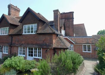 Thumbnail 3 bed terraced house for sale in The Green, Leigh, Tonbridge