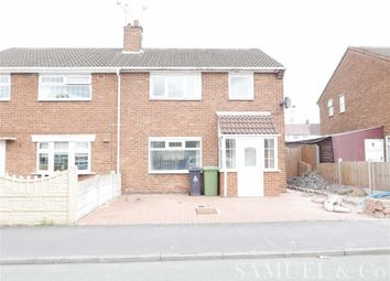 Thumbnail 3 bed semi-detached house to rent in Castleview Road, Bilston