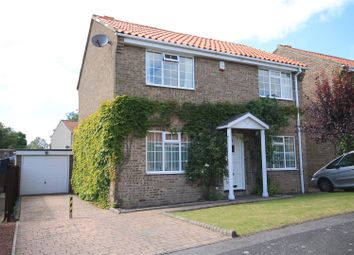 Thumbnail 4 bed detached house for sale in The Close, Middridge, Newton Aycliffe