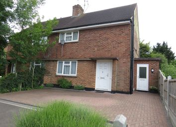 Thumbnail 1 bed maisonette for sale in Langham Crescent, Billericay