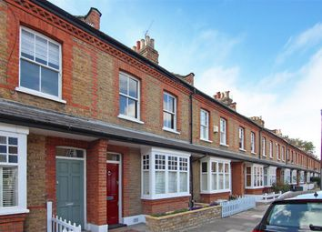 Thumbnail 3 bed terraced house for sale in Lewin Road, London