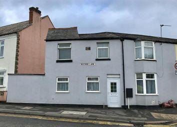 Thumbnail 2 bedroom end terrace house for sale in Doctors Lane, Melton Mowbray