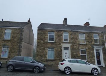 Thumbnail 3 bed end terrace house for sale in Springfield Street, Morriston, Swansea