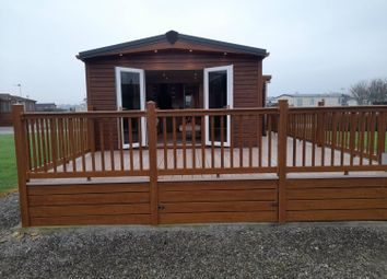 Thumbnail 2 bed lodge for sale in Coniston Road, Sproatley, Hull