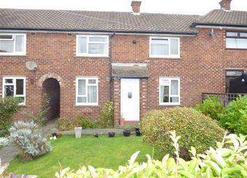Thumbnail 2 bedroom terraced house for sale in Lawton Gate Estate, Church Lawton, Stoke-On-Trent