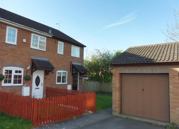 Thumbnail 2 bed property to rent in Flying Fields Road, Southam
