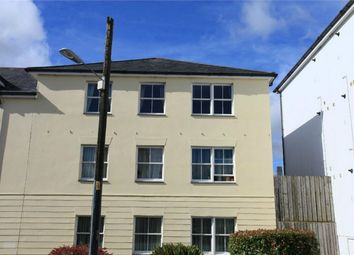 Thumbnail 1 bed flat for sale in Jadeana Court, St Austell, Cornwall
