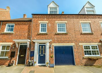 Thumbnail 3 bed terraced house for sale in 28 Ascough Wynd, Bedale