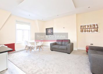 Thumbnail 3 bedroom flat for sale in Aberdare Gardens, South Hampstead, London