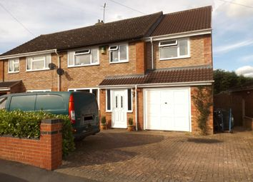 Thumbnail 4 bed semi-detached house for sale in Georgina Avenue, Worcester