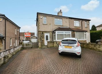 Thumbnail 3 bed semi-detached house for sale in 1 Elmfield Drive, Bradford