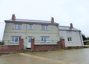 Thumbnail 4 bed property to rent in Trelech, Carmarthen
