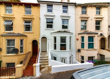 Thumbnail 3 bed flat for sale in Grove Terrace, Dover Road, Folkestone