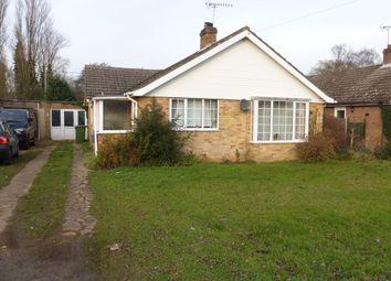Thumbnail 2 bedroom detached bungalow for sale in Lynn Road, Shouldham, King's Lynn