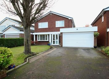 Thumbnail 4 bed detached house for sale in Oakwood Lane, Bowdon, Altrincham