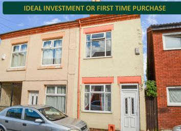 2 bed terraced house for sale in New Park Road, Aylestone, Leicester LE2