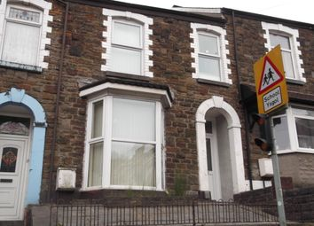 Thumbnail 1 bed terraced house for sale in Terrace Road, Mount Pleasant, Swansea