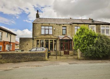 Thumbnail 3 bed end terrace house for sale in Hollins Lane, Accrington, Lancashire