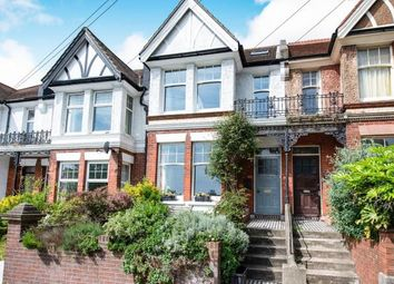 Thumbnail 4 bed terraced house for sale in Ditchling Road, Brighton, East Sussex, .