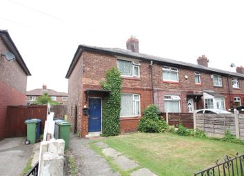 Thumbnail 2 bed end terrace house for sale in Matlock Road, Stretford, Manchester