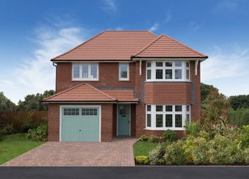 Thumbnail 4 bed detached house for sale in Aspen Crescent, Clitheroe