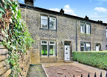 Thumbnail 3 bed terraced house to rent in Turn Lea, Luddendenfoot, Halifax