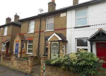 Thumbnail 2 bed cottage to rent in Farnell Road, Staines
