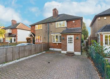 Thumbnail 2 bed semi-detached house to rent in Horton Road, Datchet, Berkshire