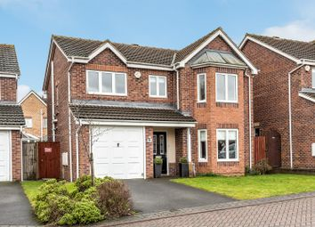 Thumbnail 4 bed detached house for sale in Forrester Court, Robin Hood, Wakefield