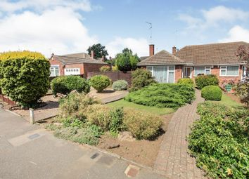 Thumbnail 3 bedroom semi-detached bungalow for sale in The Steynings, Werrington, Peterborough