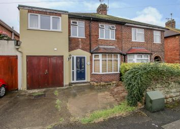 Thumbnail 4 bed semi-detached house for sale in Maple Avenue, Beeston, Nottingham