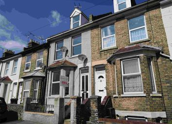 Thumbnail 4 bed terraced house to rent in Rochester Avenue, Rochester, Kent