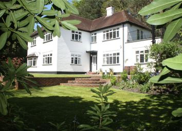 Thumbnail 5 bed detached house for sale in Bellew Road, Deepcut, Surrey