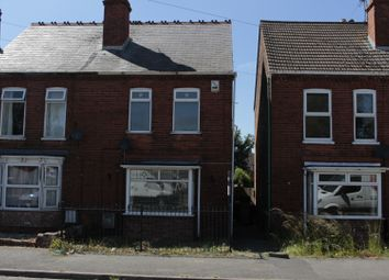 Thumbnail 3 bed semi-detached house for sale in Alexander Road, Skegness, Lincolnshire