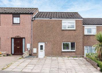 Thumbnail 2 bed terraced house for sale in Hillrise, Kirriemuir, Angus