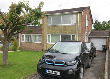Thumbnail 3 bed semi-detached house to rent in Charlton Mead Drive, Bristol