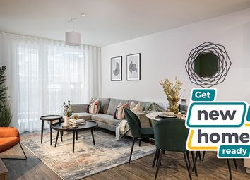 Thumbnail 1 bedroom flat for sale in D302, North End Road, Wembley