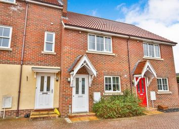 Thumbnail 2 bed terraced house for sale in Wymondham, Norfolk