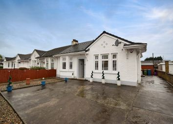 Thumbnail 2 bed semi-detached bungalow for sale in 20 Crookston Road, Crookston, Glasgow